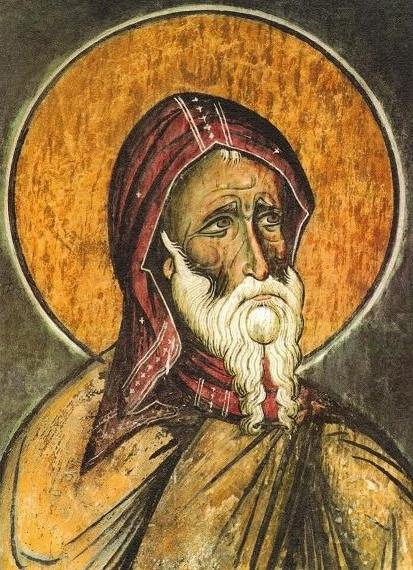 Родоначальник монашества святой Антоний Великий